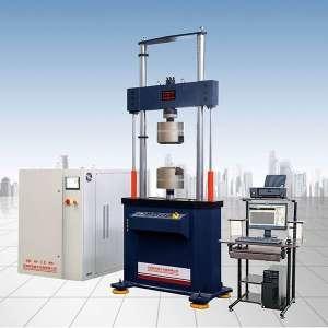 PWS-250-250KN电液伺服动静万能试验机