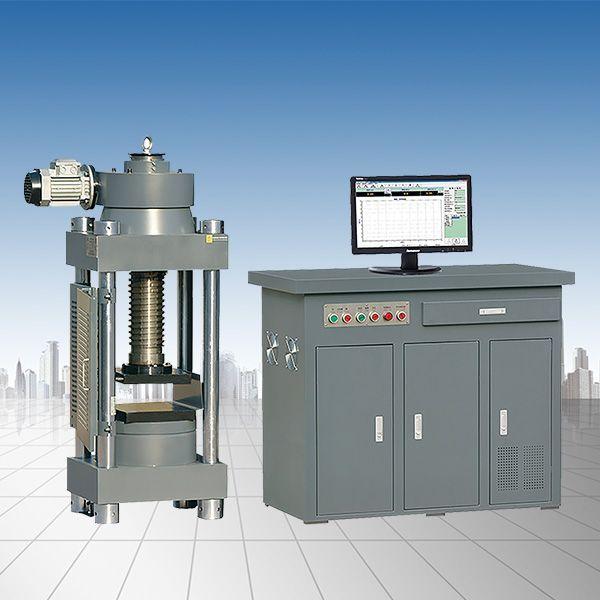 电脑控制压力试验机
