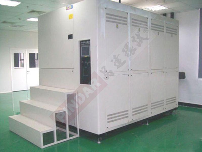 电子电器冷热冲击试验箱制冷配置